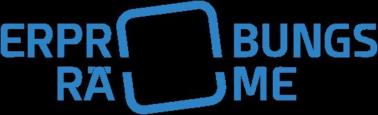 Logo ERPROBUNGSRÄUME