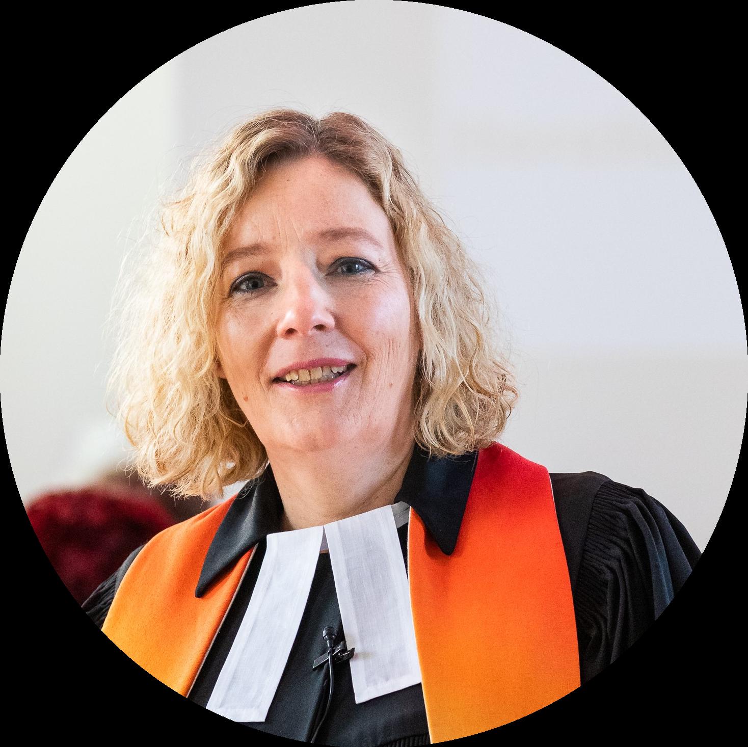 Kristina Ziegenbalg Pfarrerin